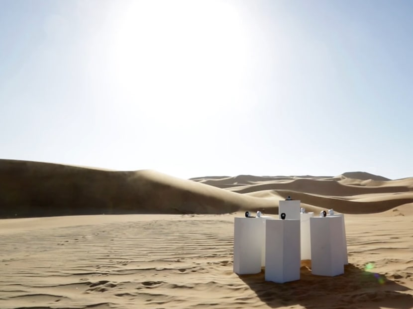 Toto's Africa to play on loop as art installation in the Namib Desert forever