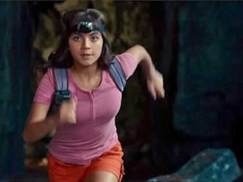 The live-action Dora The Explorer film releases its first trailer