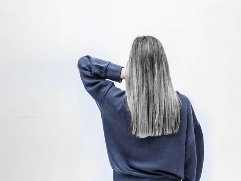 Stress, smoking and bad diets equals grey hair – can you still reverse the process?