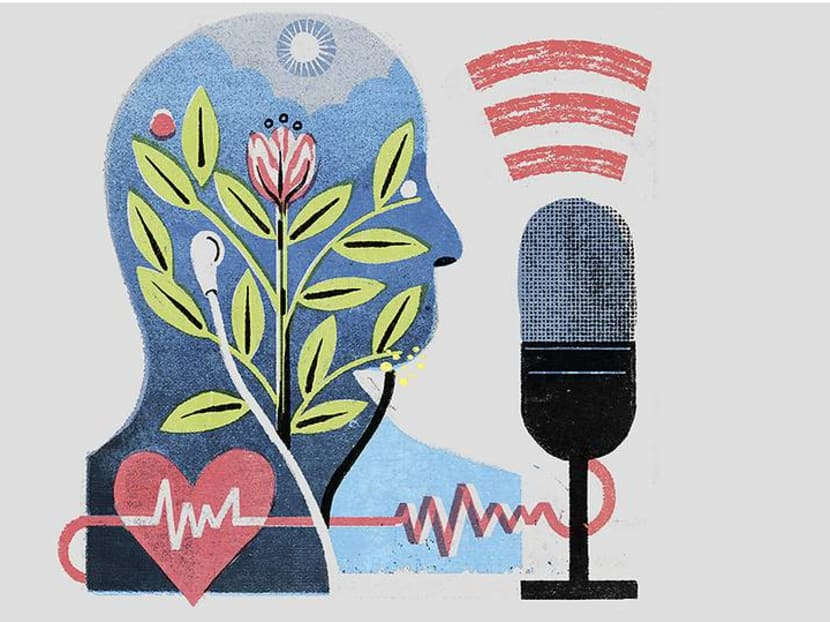 7 podcasts for a healthier mind and body, from training tips to expert motivation
