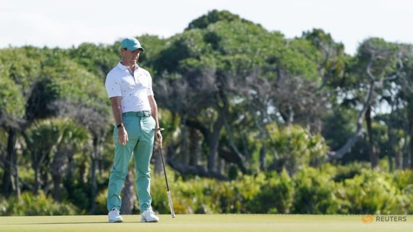 Golf: McIlroy shoots 75 in another disappointing major start