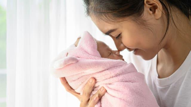 新手妈妈必知!宝宝熟睡8要素