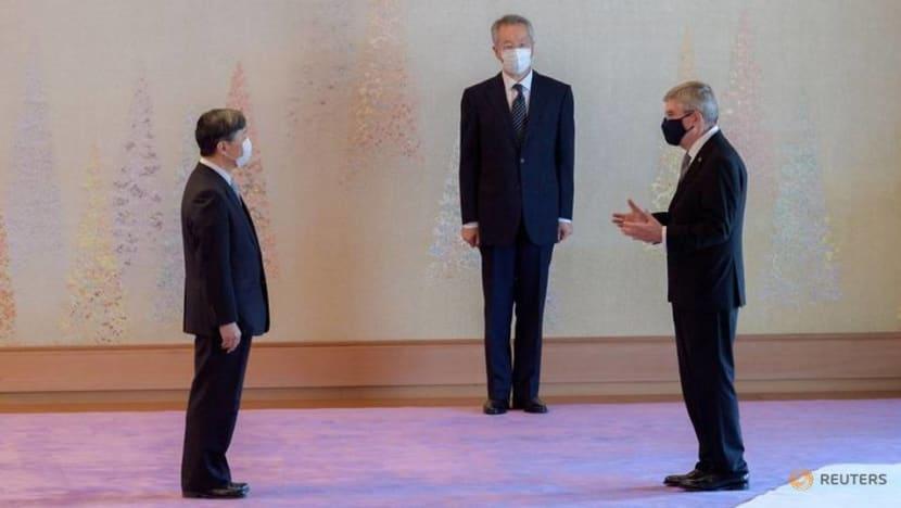 Japanese Emperor says virus prevention at Olympics 'far from easy task'