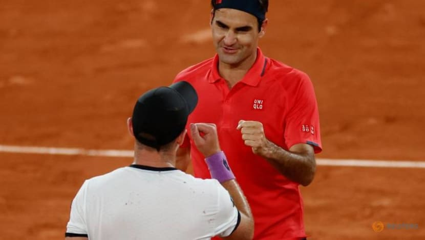Tennis-French Open day seven