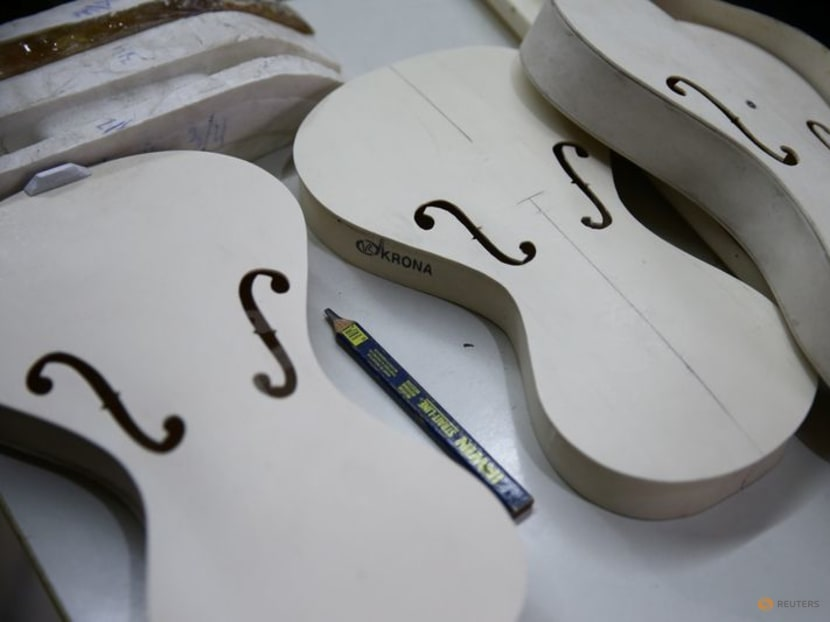 From pipes to musical pieces: Brazilian project makes PVC violins for children