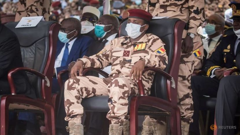 African Union urges civilians and soldiers to share power in Chad