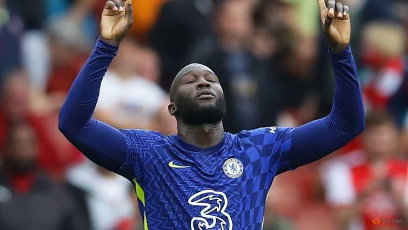 Football: 'The best one' - Chelsea's Lukaku relishes goal on Premier League return