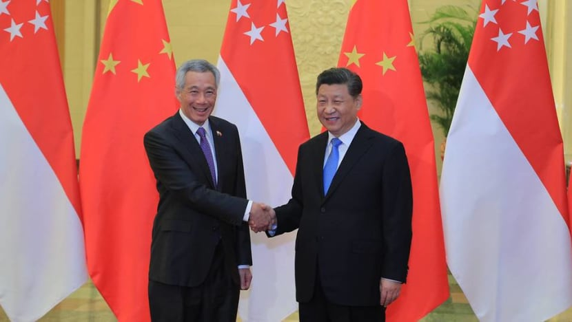 PM Lee says Singapore-China relations 'not personal to a few or to particular leaders'