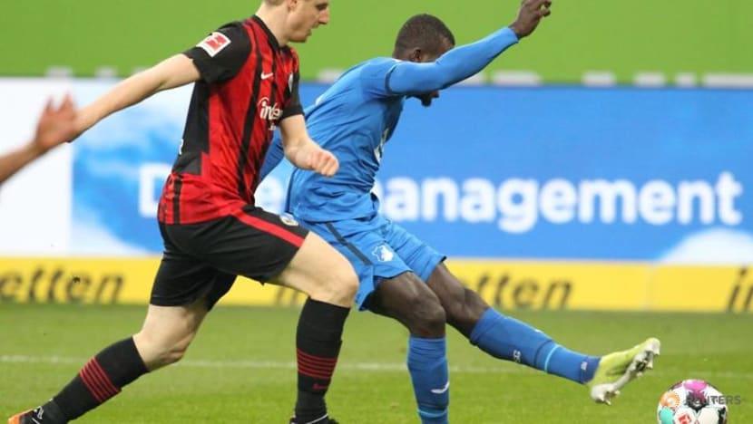 Football: Kostic leads Frankfurt to third straight win