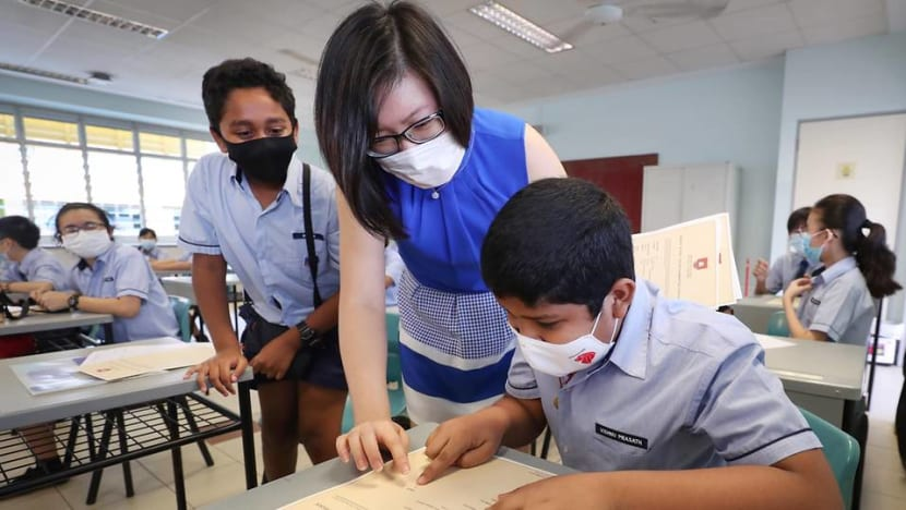 PSLE results: 98.4% of students can progress to secondary school