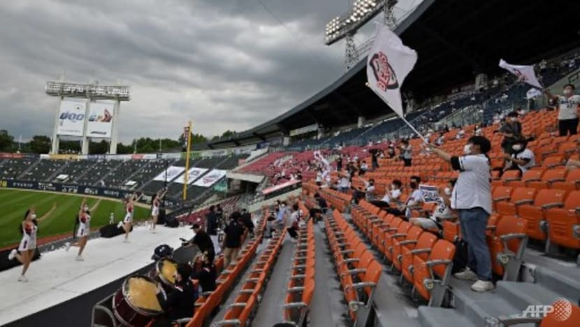 South Korea eases COVID-19 restrictions on concerts, sports games
