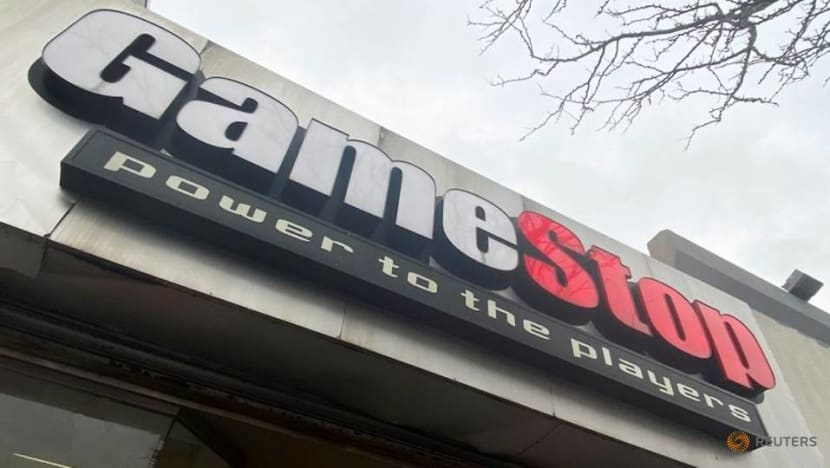 GameStop, other Reddit-favoured stocks plunge as trading frenzy fizzles