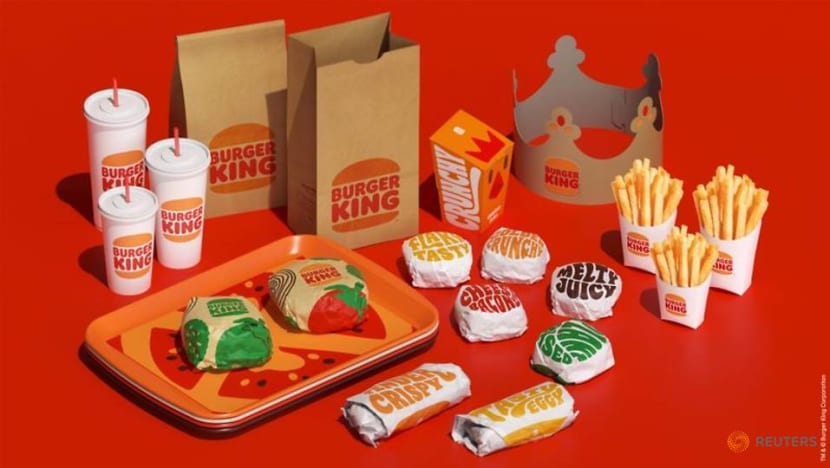 Burger King revamps brand for first time in over 20 years