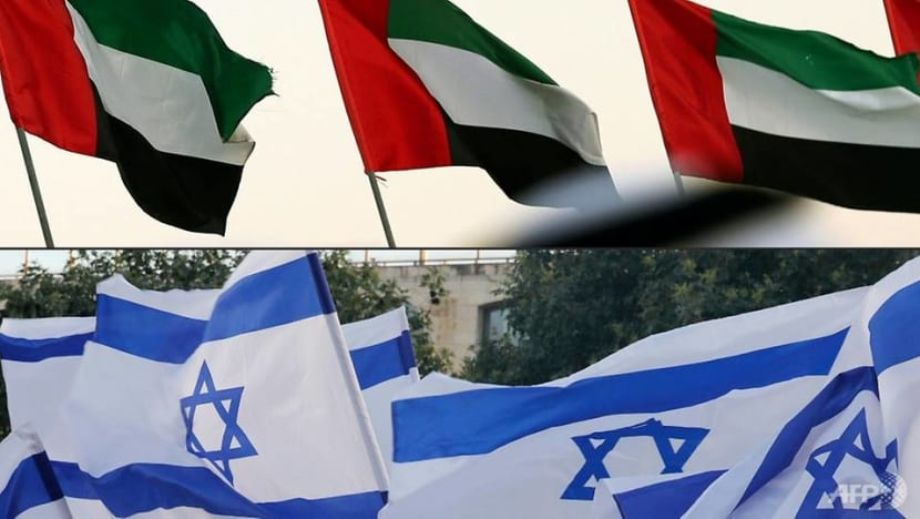 Israel, UAE to normalise relations in shift in Mideast politics; West Bank annexations on hold