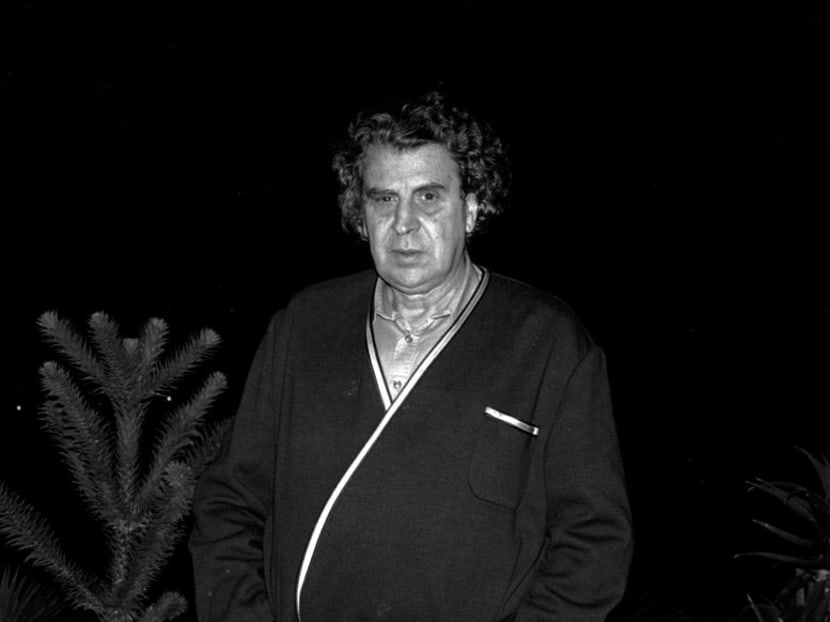 'Zorba the Greek' composer Theodorakis dies at 96