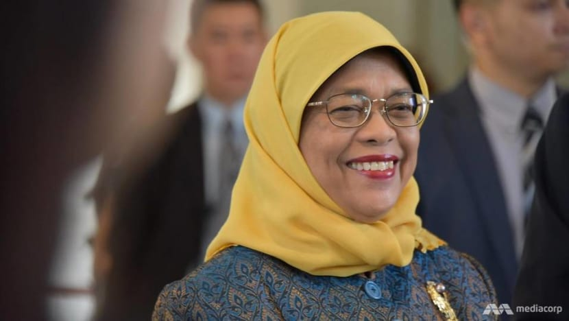A different Hari Raya amid COVID-19 but 'make it one that is still full of meaning': President Halimah