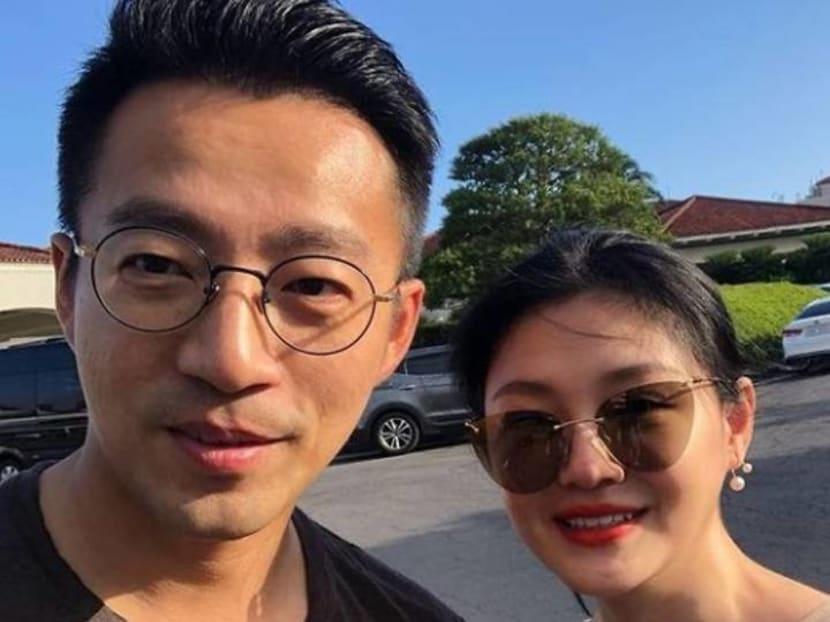 Barbie Hsu says she's divorcing husband, he says he's unaware of divorce