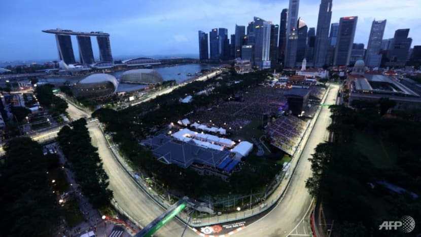 Haze situation will be monitored during F1 race weekend: STB