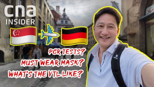 Talking Point 2021/2022: We visit Germany and try the Vaccinated Travel Lane back to Singapore