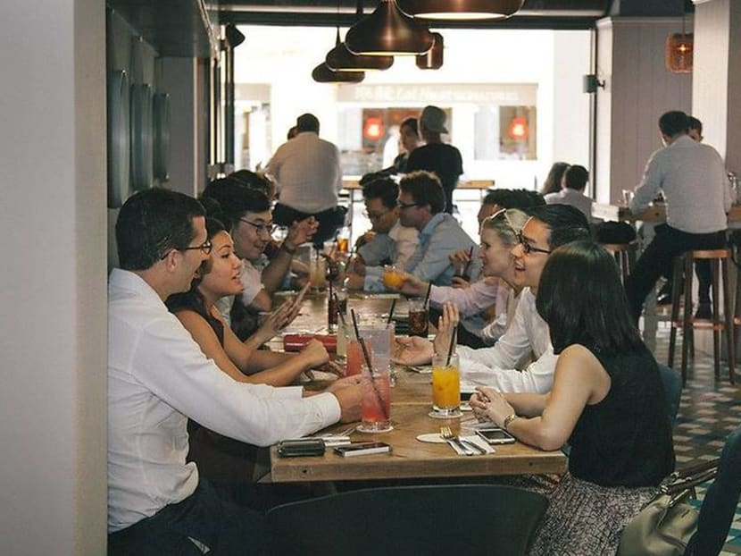 5 tips for a working lunch that works