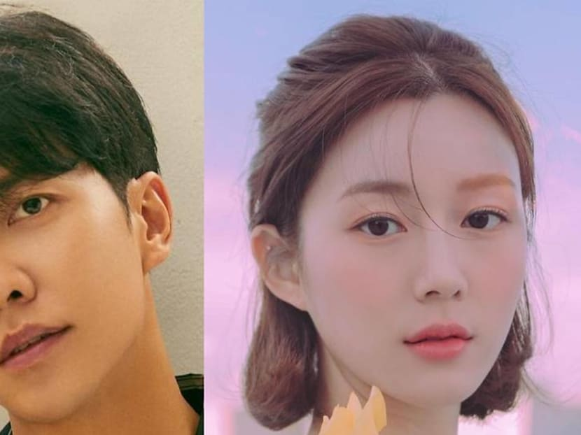 New celebrity couple: Korean stars Lee Seung-gi and Lee Da-in confirmed dating