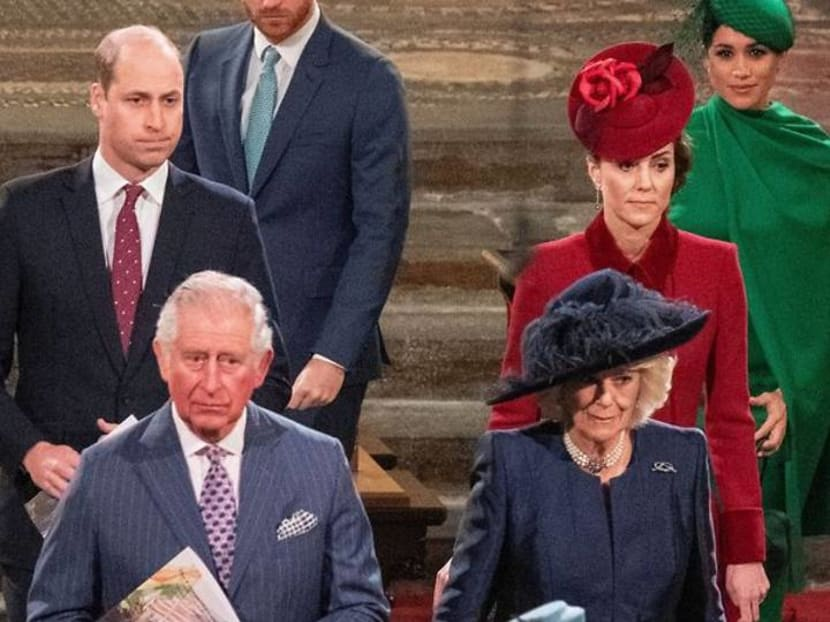 Timeline: Prince Harry and Meghan - and 'Megxit'