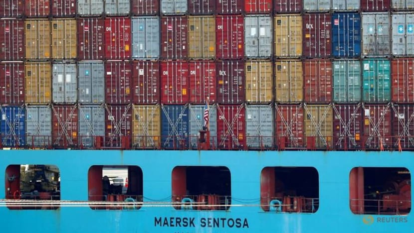 Shipping group Maersk reports third-quarter results in line with forecast