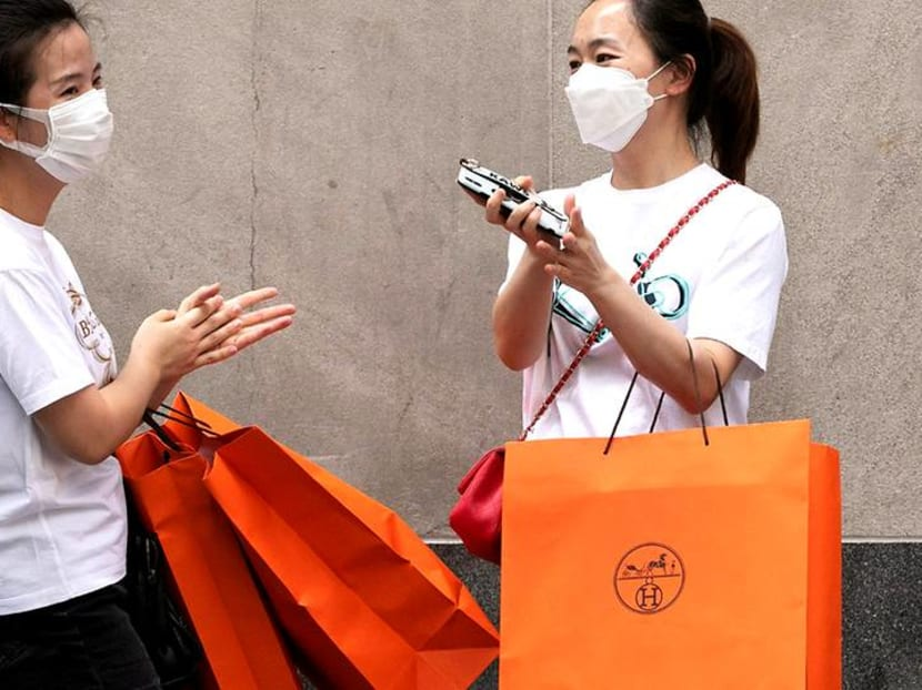 Hermes sales plunge 42 per cent amid global coronavirus store closures