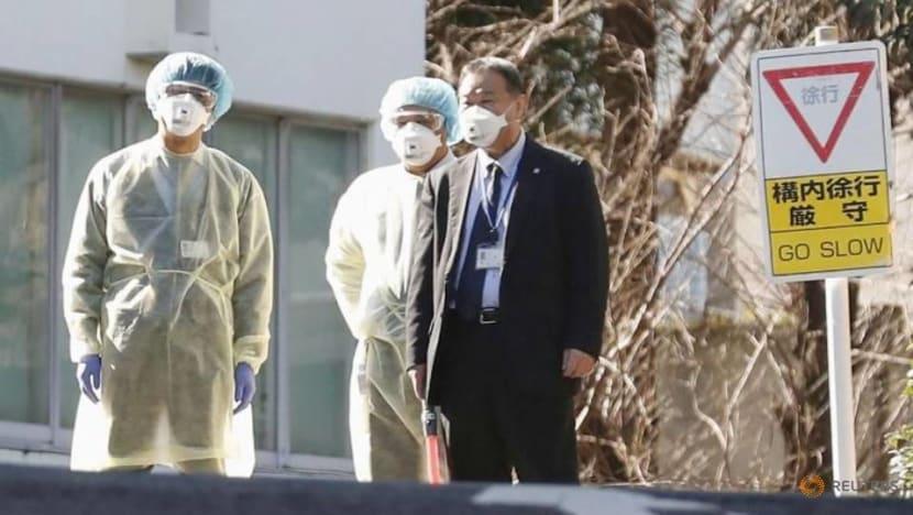 Japan speeds up new Wuhan coronavirus measures as more evacuees arrive