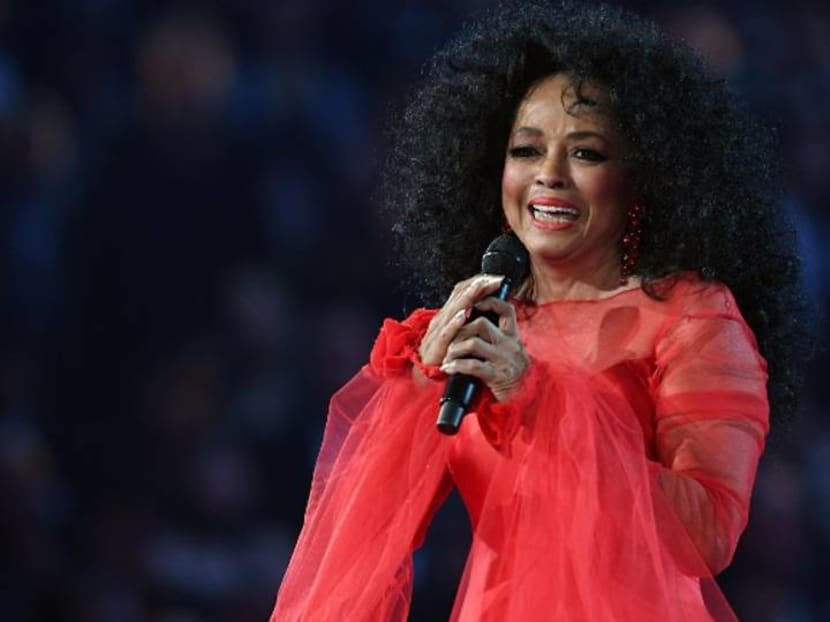 Diana Ross asks Michael Jackson accusers to 'stop in the name of love'