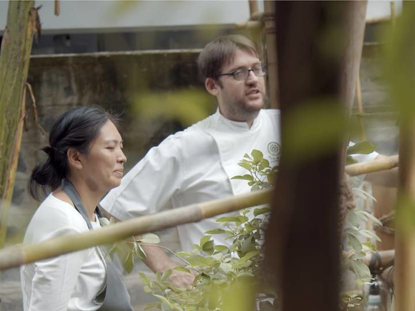 This Michelin-starred Bangkok restaurant is aiming for a zero carbon footprint
