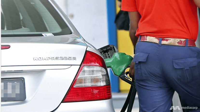 Price of 95-octane grade petrol down by 20 cents a litre amid oil price plunge