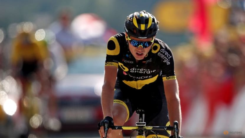 Cycling: Taaramae claims surprise win in stage three of Vuelta
