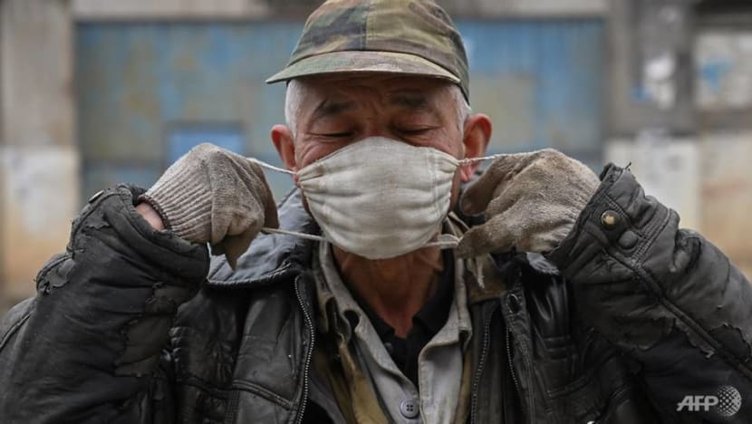 Coronavirus cases outside China 'could be spark' for bigger fire, says WHO