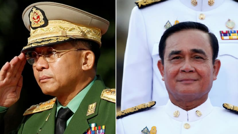Commentary: Thailand as a model? Why Myanmar military may follow Prayuth's example