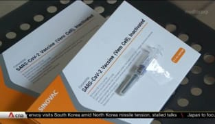 Sinovac COVID-19 vaccine to be included in Singapore's national vaccination programme | Video