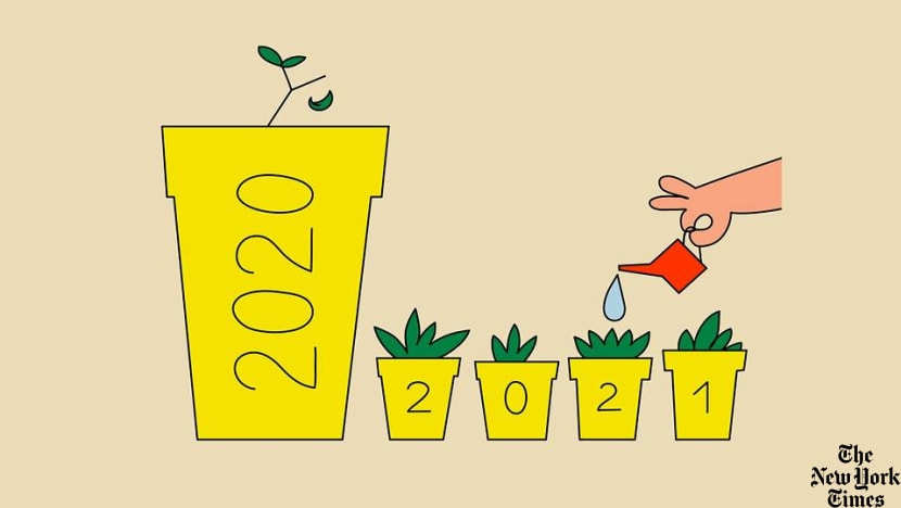 Tired of resolutions you can't keep? Try downsizing them this year