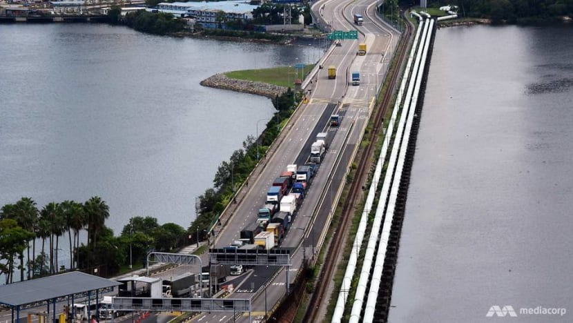 Flow of goods and services between Singapore and Malaysia remains smooth: Chan Chun Sing