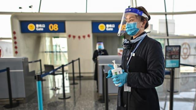 中国新增125病例 94起为本土病例