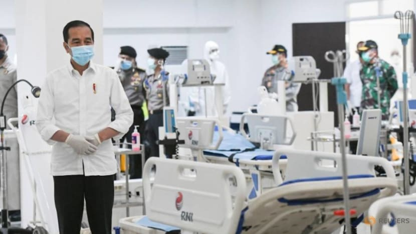 'We are worried,' say Indonesian healthcare workers as COVID-19 takes toll on medical system