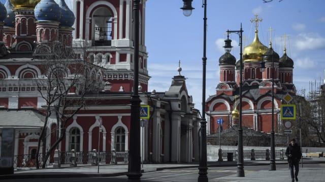 俄罗斯单日死亡病例再创新高 今新增786起死亡病例