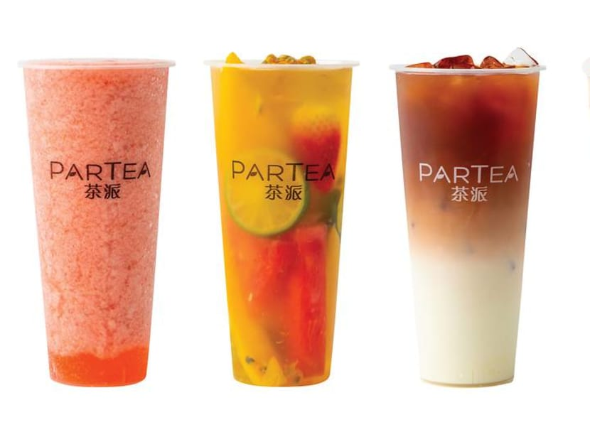 Still have a Huawei phone? Congratulations, you get free bubble tea!