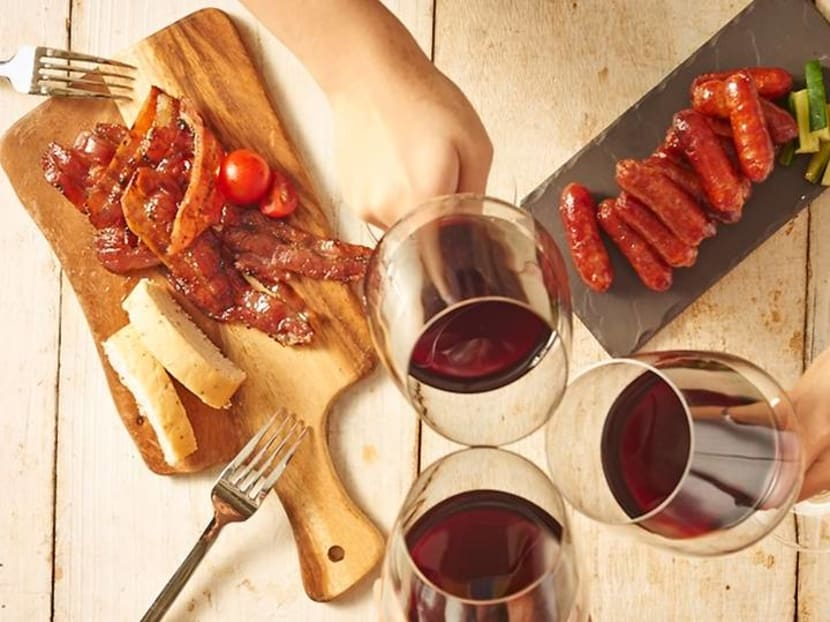 Bordeaux with your bak kwa? Bee Cheng Hiang now offers wine pairing