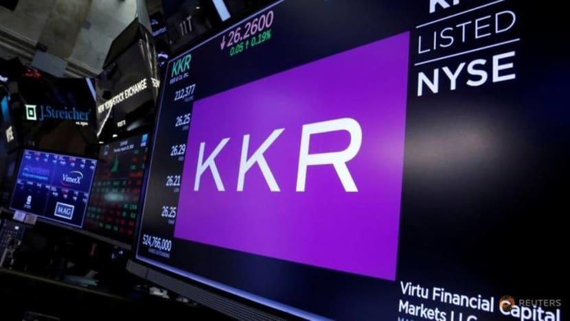 KKR's third-quarter earnings rise on capital market strength