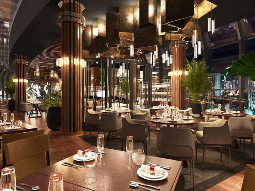 Sky-high dining: New rooftop destination to open at ION Orchard this December