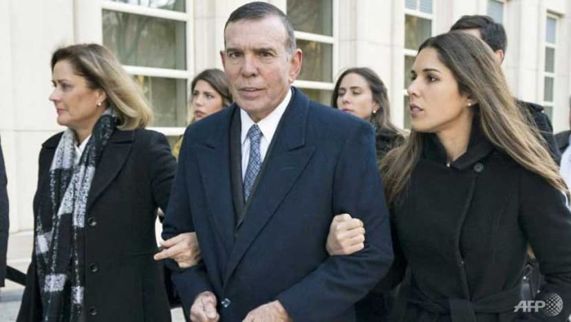 Football: Former South America boss Napout jailed for nine years in US