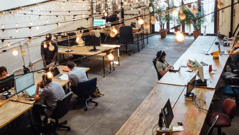Commentary: Don't fall prey to the seductive lure of fancy co-working spaces