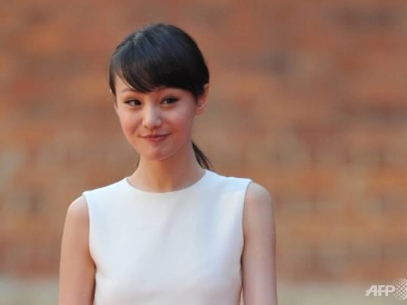 Chinese actress Zheng Shuang's face to be digitally replaced in drama series