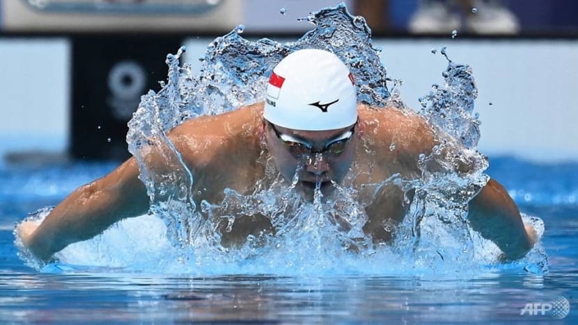 'It's hard to swallow': Joseph Schooling disappointed by butterfly performance at Olympics, vows to fight harder