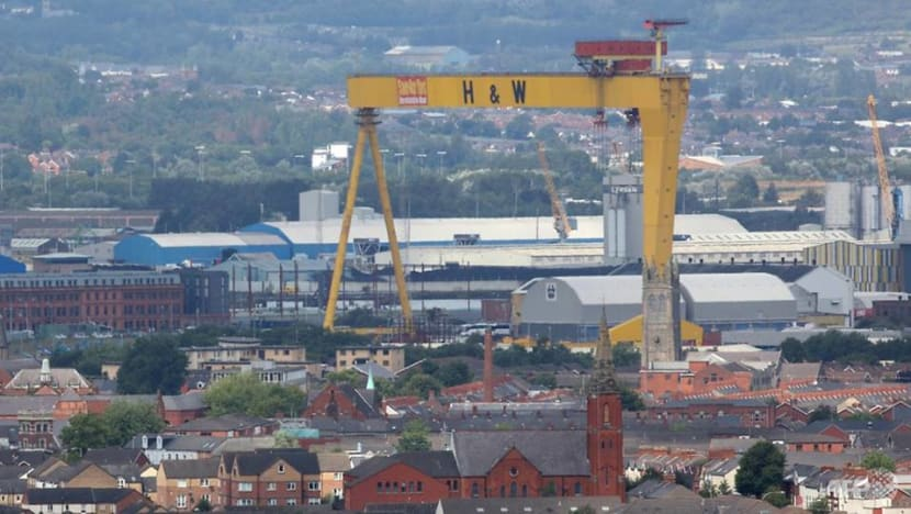 Titanic shipyard rescued from bankruptcy